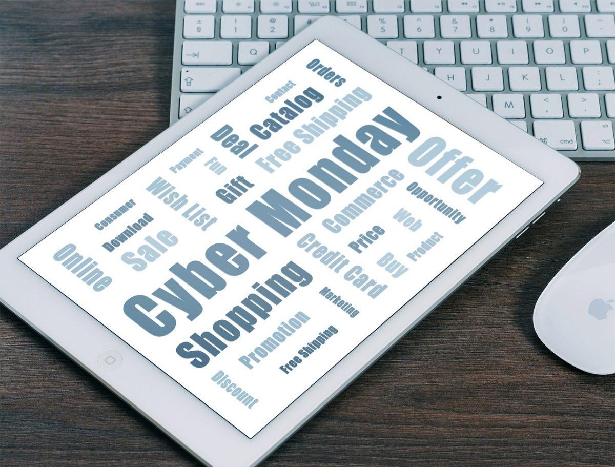 Køb gaver til Cyber Monday